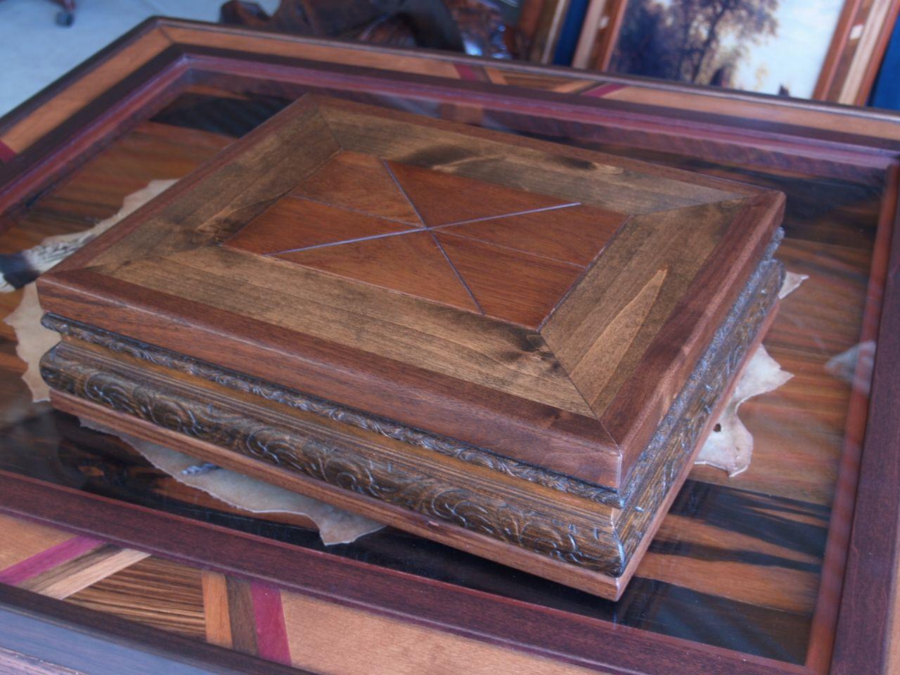 Hand Made Custom Humidors By Art Of Wood Custommade Com