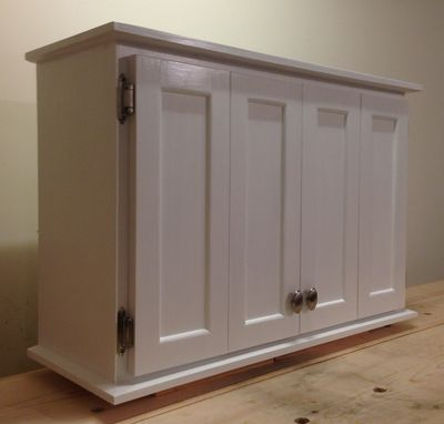 Custom Made Painted Tv Cabinet