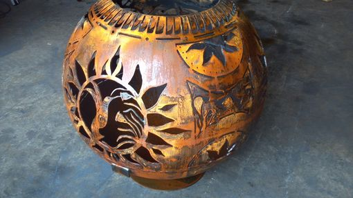 Custom Made Acoma Pot