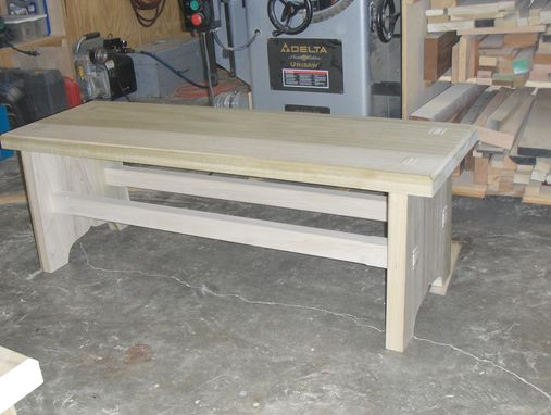 Custom Made Dining Table Benches