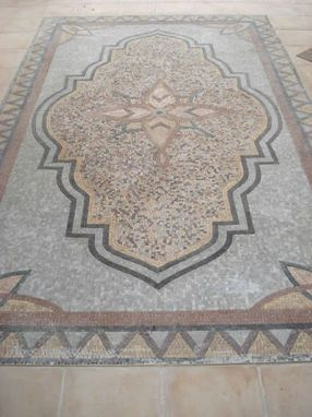 Custom Made Mosaic Rugs
