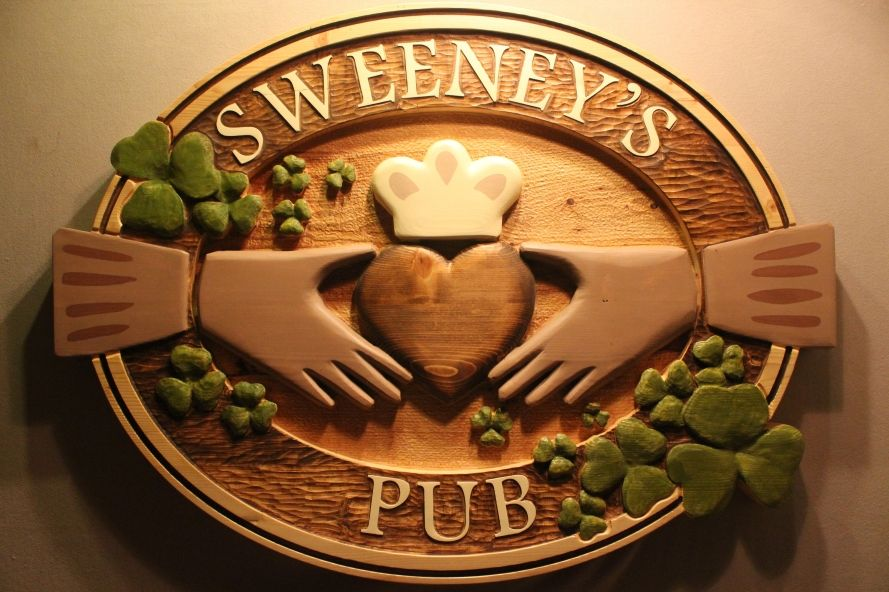 Custom Made Custom Wooden Signs Carved Wood Signs Pub Signs Bar Signs