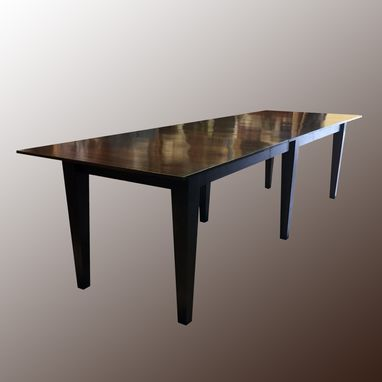 Custom Made Extra Large Birch Dining Table