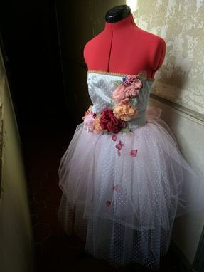 Custom Made Fantasy Costume Alternative Bride Dress