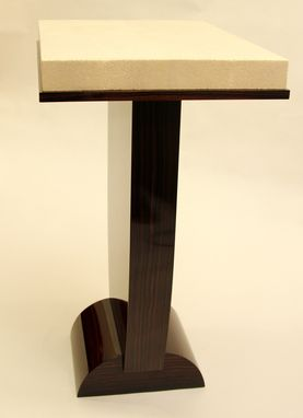 Custom Made Side Table