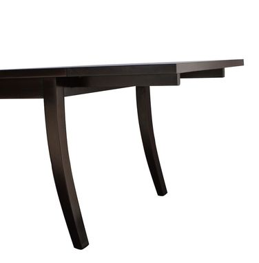 Custom Made Sabre Leg Dining Table