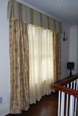 Custom Made Lined Drapery Panels With Either Euro Or French Pleats 3