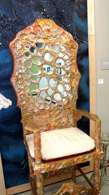 Custom Made Magic Chair