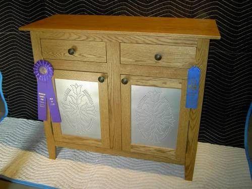Custom Made Dry Sink