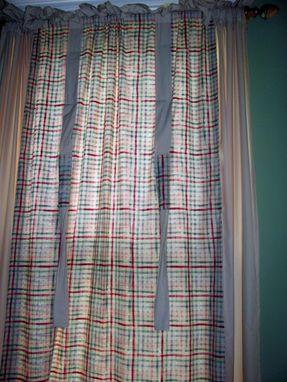 Custom Made Bedroom Curtains