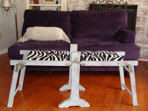 Custom Made Custom Upcycled  Vintage Furniture