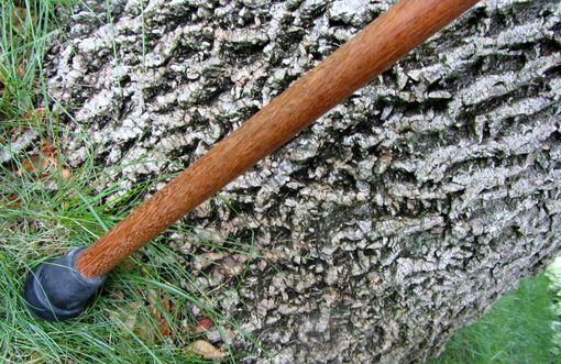 Custom Made Walking Stick / Walking Cane - East Indian Rosewood, Ebony, And Brazilian Cherry