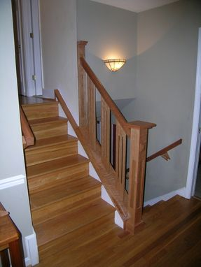 Custom Made Stair Railing