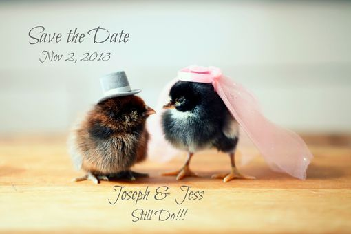 Custom Made Custom Save The Date Magnets