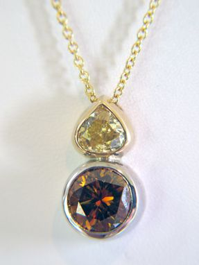 Custom Made Color Diamond Jewelry Is Our Specialty!