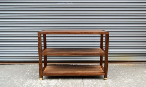 Custom Made Cassia Console