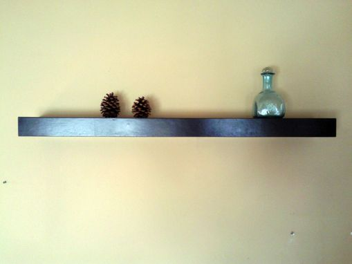 Custom Made Floating Shelf 42