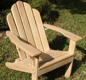 reputable site 51b44 86c93 Custom Cypress Adirondack Chair by Figueroa's Fine Custom ...