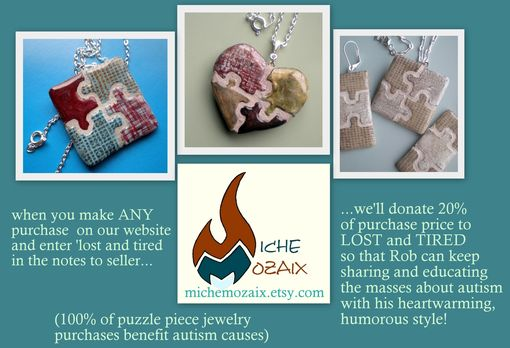 Custom Made Custom Designed Jewelry For Charitable Organizations