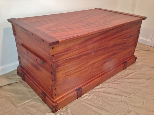 Custom Made Greene & Greene Hope Chest