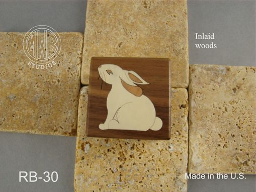Custom Made Inlaid Rabbit, Rb-30