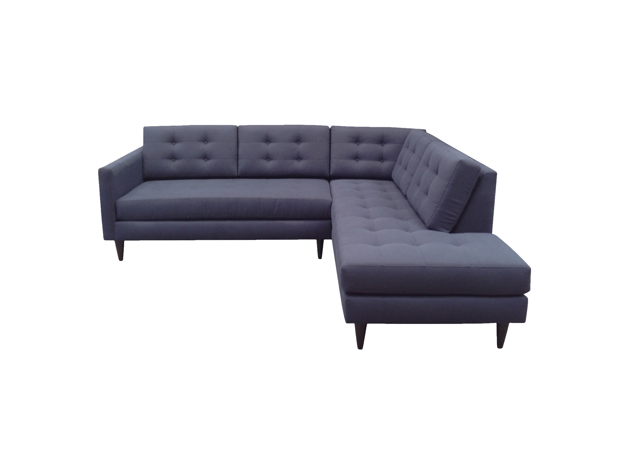 Buy a Hand Made Maxwell Sectional, made to order from ...