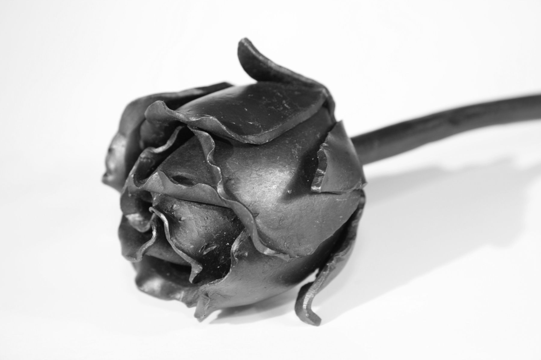 Buy a handmade mothers day metal forever rose bud made to