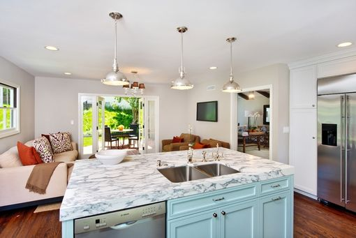 Custom Made White Kitchen