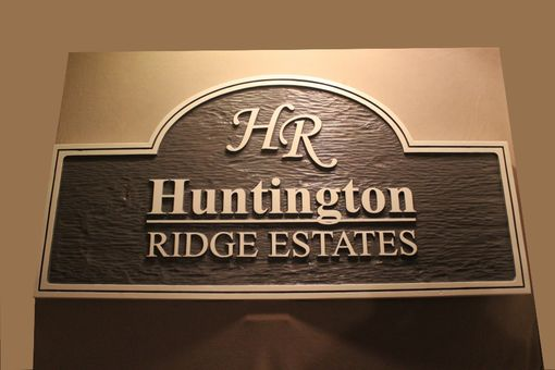 Custom Made Custom Carved Wooden Signs, Community Signs, City Signs, Park Signs, Home Signs, Business Signs