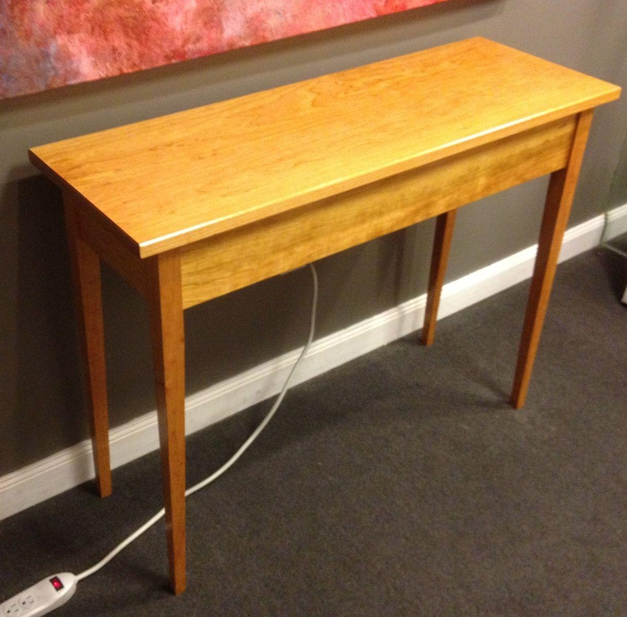 Unique Sofa Tables: Custom Made Sofa Table By Collin's Custom Furniture