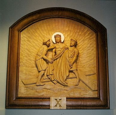 Custom Made 14 Stations Of The Cross
