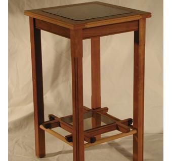 Custom Made Accent Table / Sculpture Table
