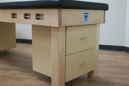 Custom Made Phsyc Exam Table