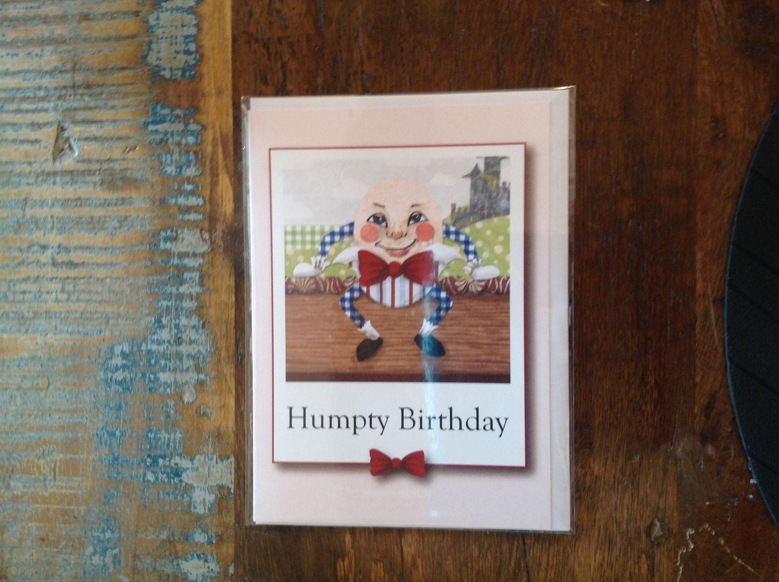 Custom Nursery Rhyme Greeting Cards by made by kristi | CustomMade.com