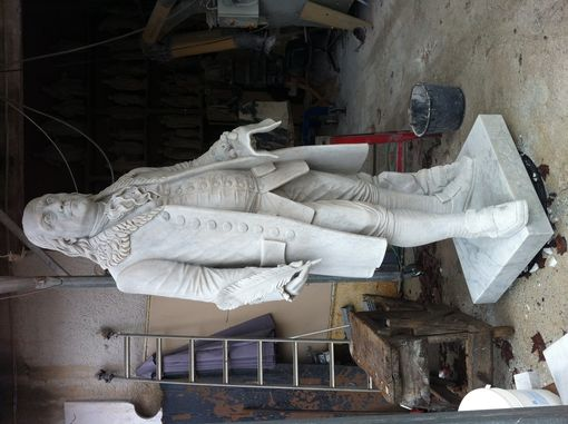 Custom Made Marble Statues