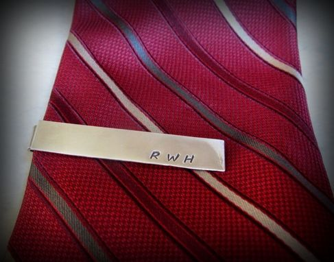 Custom Made Personalized Tie Bar