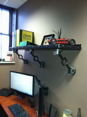 Custom Made Piston Shelf
