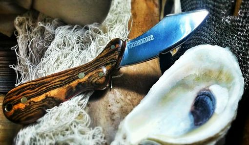 Custom Made Ossabaw Oyster Knife