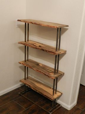 Custom Made Beetle Kill Shelving