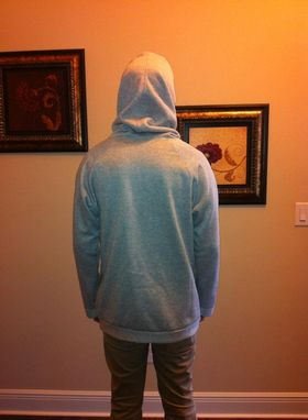 Custom Made Cowl Neck Hoodie