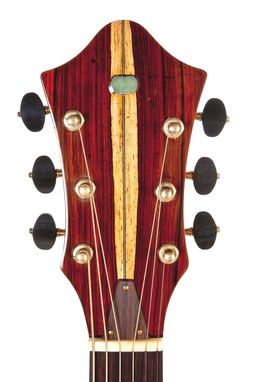 Custom Made Custom Shop Martin 000 Style W/T Cocobolo Rosewood By Pinol Guitars