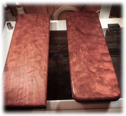 Custom Made Face-Grain Cherry Charcuterie