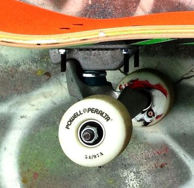 Custom Made Complete Big Freak Parf+Surf Skateboards With 3-Year Deck Replacement Warranty