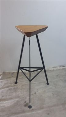 Custom Made Delta Stool 02