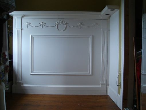 Custom Made Victorian Murphy Bed