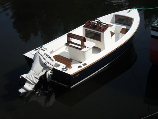 Custom Made Newest Nantucket Skiff by Roth Boat Builders