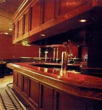 Hand crafted oak custom bar by north east wood design custommade oak custom bar solutioingenieria Choice Image