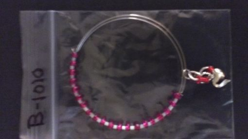 Custom Made Memory Wire Bracelets