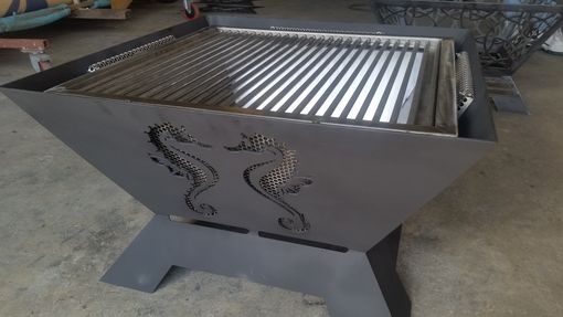 Custom Made Fire Pit