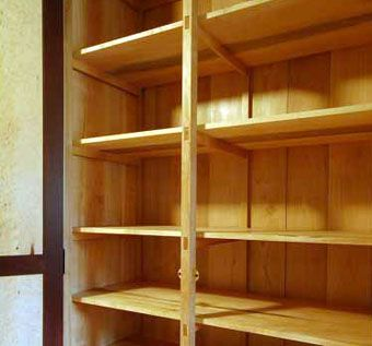 Custom Made Pantry / Closet
